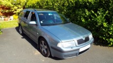 Simon's Skoda Octavia Twin Tank Vegoil Conversion
